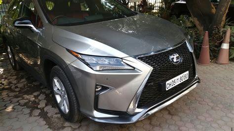 lexus india lexus cars india suv