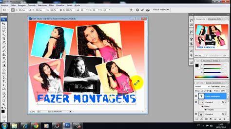 imagenes varias para facebook montagem com varias fotos no photoshop youtube