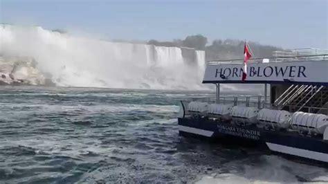 niagara falls boat tour from usa point of view aboard hornblower niagara cruises niagara