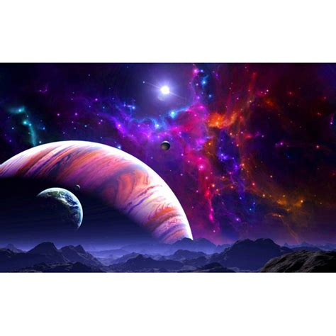 outer space wall mural planet and outer space wall mural factory professional wallpaper manufacture in china