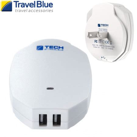 Travel Charger Usb Moganics Wellcomm 2 1a Dual Slot travel blue 2 1a dual usb usa wall charger