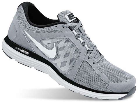 nike mens running shoes wide width nike dual fusion st 3 s wide width running shoes