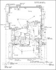Do Ground Lines Go In A Floor Plan types of drawings for building design designing
