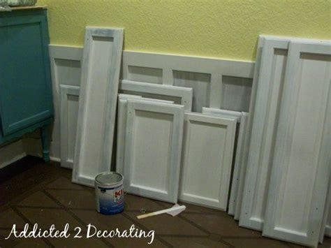 Diy Raised Panel Cabinet Doors Shaker Style Bathroom Vanity Plans Woodworking Projects Plans