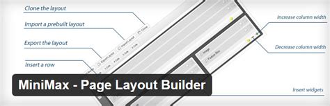 layout builder widget wordpress best free drag and drop page builder wordpress plugins