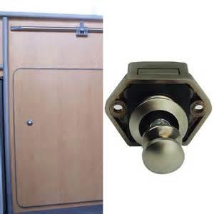 Push Button Cabinet Door Latch by Push Button Drawer Cupboard Door Catch Lock Caravan