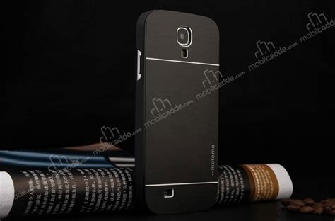 Galaxy S4 Metal By Motomo motomo samsung i9500 galaxy s4 metal siyah k箟l箟f stoktan