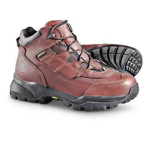 s carhartt 174 waterproof steel toe hikers 209243