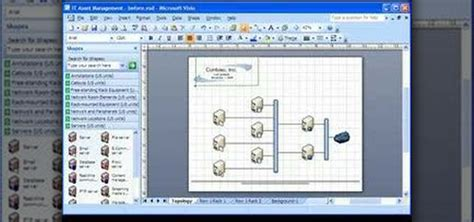watermark in visio 2010 tvconventional