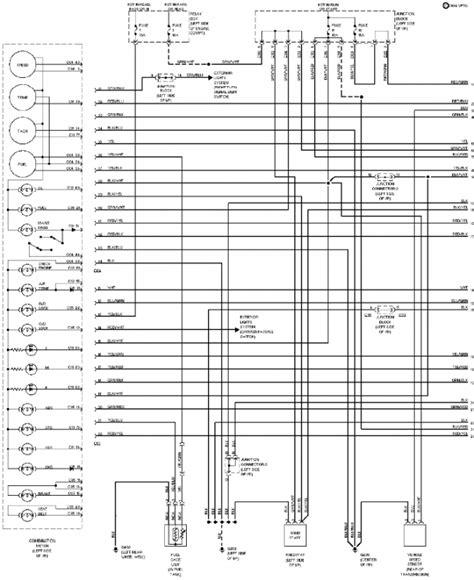 2002 mitsubishi montero wiring diagram 38 wiring diagram