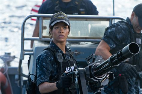 battleship movie image rihanna collider