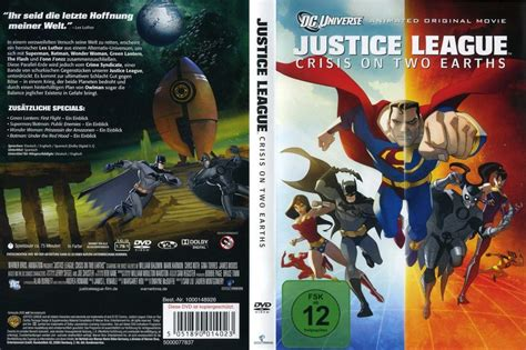 justice league crisis on two earths 2010 film online justice league crisis on two earths dvd oder blu ray