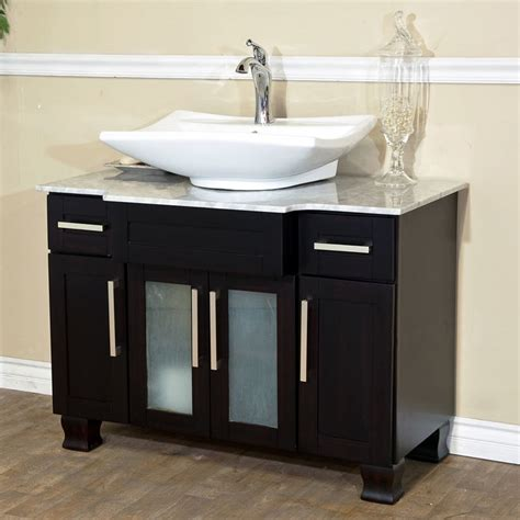 bellaterra home 40 quot single bathroom vanity set reviews