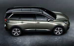 Peugeot 5008 Suv New 2017 Peugeot 5008 Joins The Suv Crowd