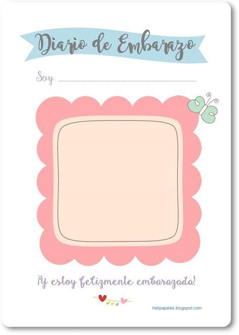 Calendario Para Embarazo Album De Embarazo Para Imprimir Imagui