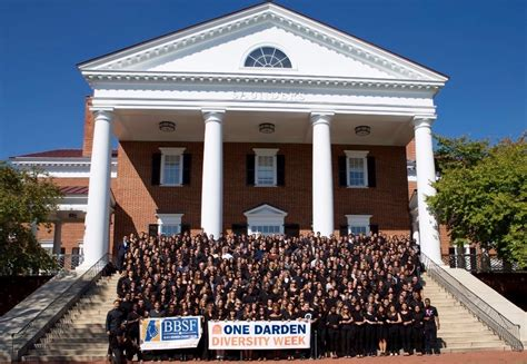 Uva Darden Mba by Consortium Business Schools Support Blacklivesmatter
