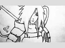 How To Draw Madara Uchiha. - YouTube Madara Uchiha Susanoo Drawing