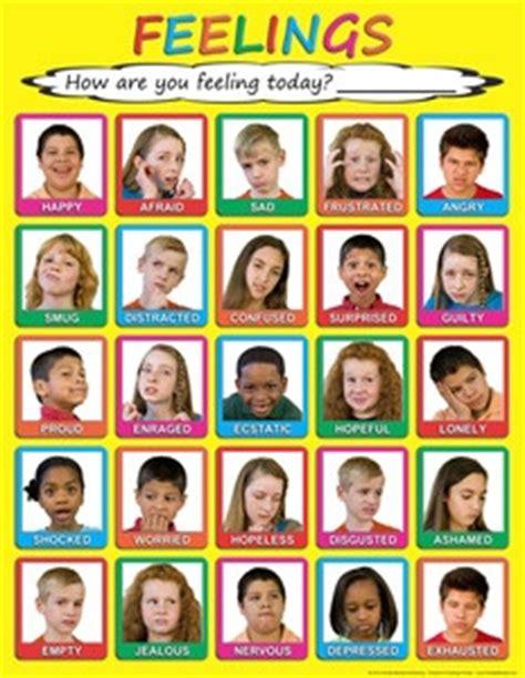 printable emotions poster children s feelings poster counseling pinterest