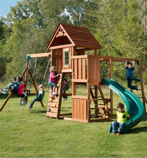swing n slide monkey bars cedar brook backyard play set with monkey bars rockwall