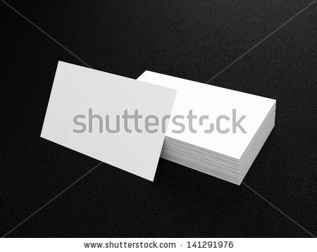 business card template package blank corporate identity package business card stock photo