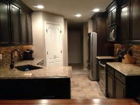 espresso painted kitchen cabinets kitchen floors with espresso cabinets search