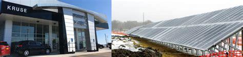 kruse motors marshall kruse motors in marshall drives energy costs with