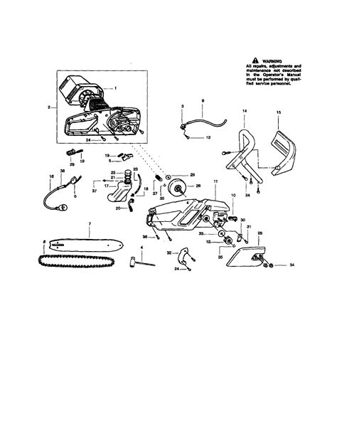 fuel line diagram for craftsman chainsaw 16 craftsman chainsaw fuel line diagram 16 free engine