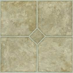 style selections chatsworth terracotta clay vinyl floor tile at lowes vinyl flooring house