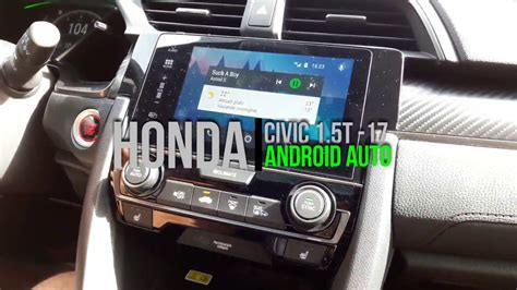 Cars With Android Auto 2017 by 2017 Honda Accord Android Auto Best New Cars For 2018