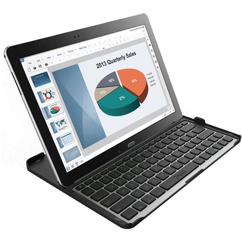 Tablet Samsung Note Pro zagg cover fit keyboard for samsung galaxy note pro n12pkb bb0