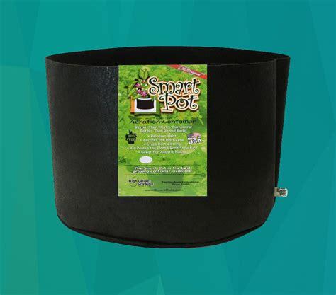 Smart Planters by Black Smart Pot With No Handles Smart Pot Products