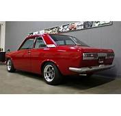 510 Fastback 1971 Nissan Bluebird SSS  Garage Door 8