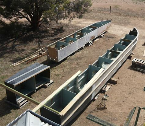 build a house boat houseboat building in australia build a houseboat