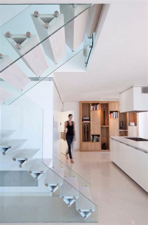barandillas para escaleras interiores modernas dise 241 o de escaleras y pasamanos construye hogar