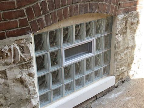 17 best images about glass block basement windows on