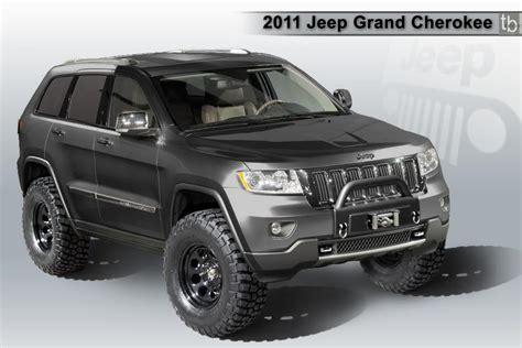 2011 Jeep Grand Road Accessories 2011 Jeep Grand Wk2