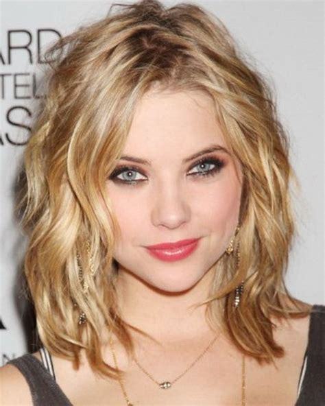 casual hairstyles for medium length curly hair wavy medium hairstyle 2013 casual style women
