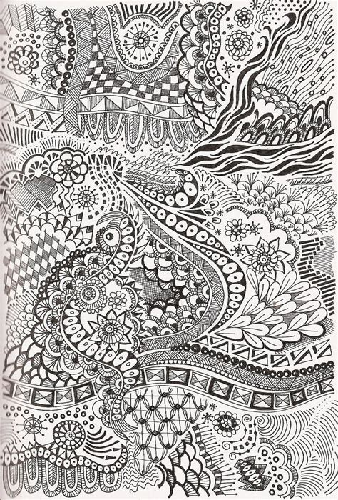 zen patterns coloring pages tangle 28 zentangle beautiful book covers and doodles