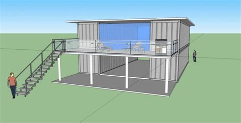 Ranch House Floor Plans With Basement by Shipping Container Home Designs Off Grid World
