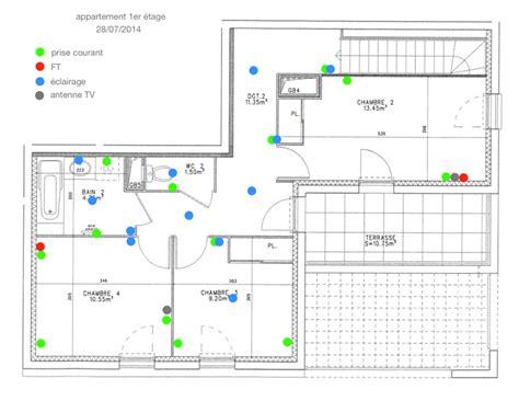 Incroyable Isolation Phonique Interieure Appartement #10: Plan-appartement-reseau-electrique.png