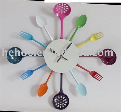 horloge d馗orative cuisine horloge deco cuisine id 233 es de design maison et id 233 es de