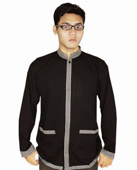 Baju Koko Cowok Remaja model baju muslim modern terbaru untuk pria