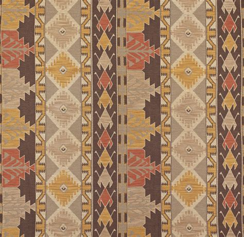 ethnic pattern fabric upholstery fabric with graphic pattern izmit by equipo drt