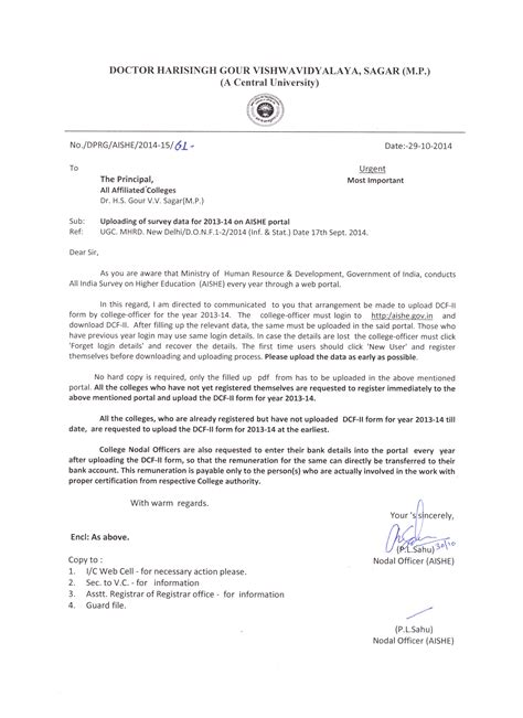 application letter format for principal how to write an application letter to principal of college