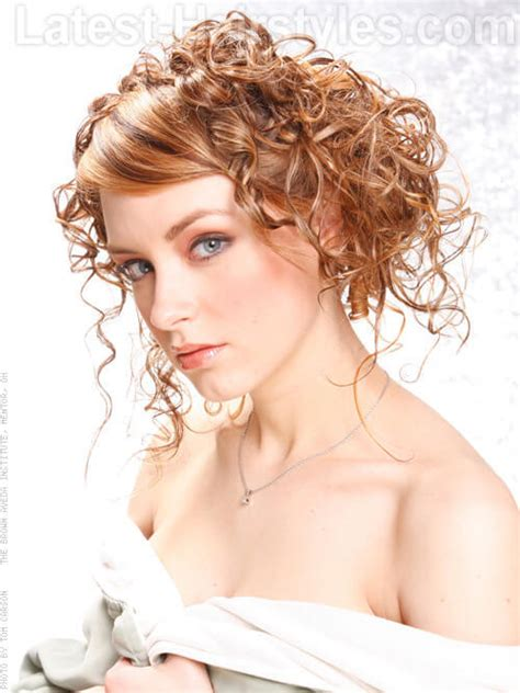 curly hairstyles pinned to the side a must have list curly hairstyles throughout winter