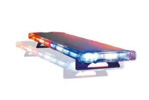 Led Light Bars For Vehicles Led Emergency Vehicle Light Bars
