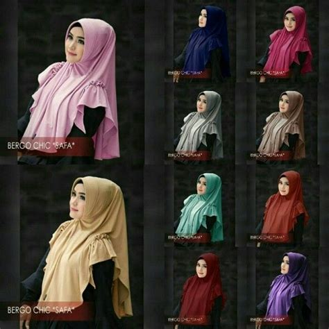 Jilbab Instant Kerudung Fashion Muslim Rempel Polos 1238 best hair covering images on scarfs fashion and beautiful