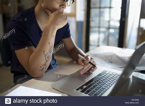 working man tattoo asian with stock photos asian with