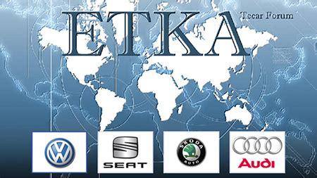 Etka Audi Free Download by Etka Vw Audi Seat Skoda Etka Online Etka Download Autos Post