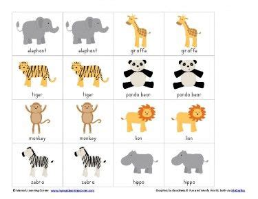 printable zoo animal matching game free printable match game packet gaming zoos and jungle